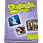 Cosmic B2 level. Workbook with Audio CD pack (Beddall Fiona)