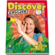 Izabella Hearn, Discover English Level 2 Students Book