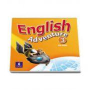 English Adventure level 3. CD-Rom (Hearn Izabella)