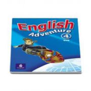 English Adventure level 4 DVD