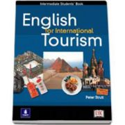 English for International Tourism Intermediate level. Coursebook (Strutt Peter)