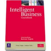 Intelligent Business Intermediate level Coursebook (Tullis Graham)