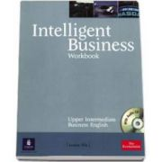 Pile Louise, Intelligent Business Upper-Intermediate workbook with CD pack