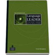 Language Leader Pre-Intermediate Teachers Book and Test Master CD-Rom (Grant Kempton)