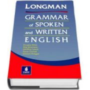 Longman Grammar of Spoken and Written English. Hardcover Edition