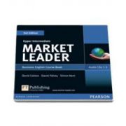 Simon Kent, Market Leader 3rd Edition Upper-Intermediate level. Business English Coursebook Audio CDs 1-3