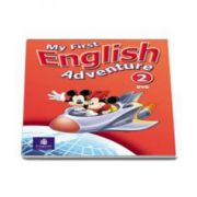 My First English Adventure level 2. DVD
