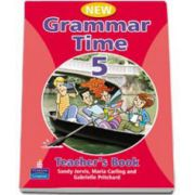Sandy Jervis, New Grammar Time level 5. Teachers Book