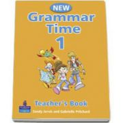 Sandy Jervis, New Grammar Time level 1, Teachers Book