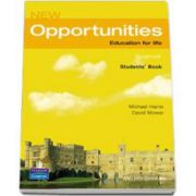 Harris Michael, New Opportunities Beginner Students Book