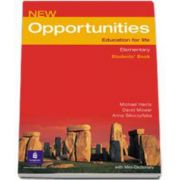New Opportunities Elementary level. Students Book with mini-dictionary (Michael Harris)
