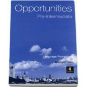 Opportunities Pre-Intermediate Global Language Powerbook (Michael Harris)