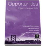 Michael Harris, Opportunities Upper Intermediate Language Powerbook Global