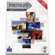 Premium B2 level. Teachers Book with Test Master CD-Rom pack (Dubicka Iwona)