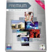 Premium B2 level. Workbook with Key and CD-Rom pack (Dubicka Iwona)