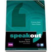 Speakout Starter level Students Book with ActiveBook (Frances Eales)