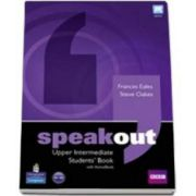 Frances Eales - Speakout Upper-Intermediate Students Book with ActiveBook