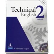 Tehnical English level2 Workbook with Key and Cd pack (Christopher Jacques)