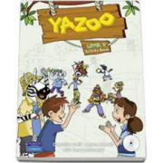 Covill Charlotte, Yazoo level 3. Activity Book with CD-Rom
