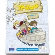 Yazoo level 4. Activity Book with CD-Rom (Jeanne Parett)