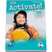 Activate! B2 Workbook with Key, CD-Rom Pack with iTests (Mary Stephens)
