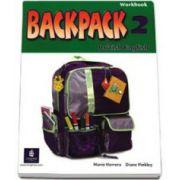 Backpack level 2, workbook - British English (Herrera Mario)
