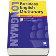 Business English Dictionary for Upper-Intermediate and Advanced learners with CD-Rom - New Edition
