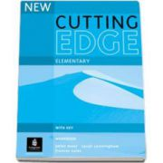 Cutting Edge Elementary Workbook with Key. New Edition (Sarah Cunningham)