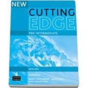 Cutting Edge Pre-Intermediate Workbook with Key. New Edition (Sarah Cunningham)
