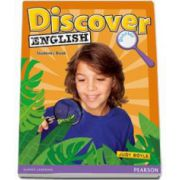 Discover English Starter level Student Book - Judy Boyle