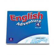 English Adventure level 4 class CD (Hearn Izabella)