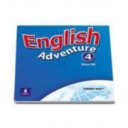 English Adventure level 4 class CD (Hearn Izabella)