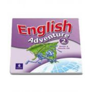 English Adventure level 2. Songs CD (Anne Worrall)