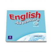 English Adventure Starter B - Class CD (Cristiana Bruni)