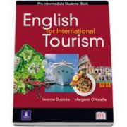 English for International Turism. Pre-Intermediate level, Students Book (Dubicka Iwona)