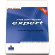 Nick Kenny, FCE Expert Students Resource book, with key and CD pack. New Edition