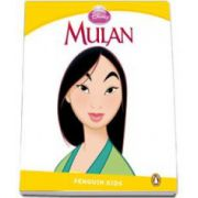 Mulan. Penguin Kids, Level 6 - Retold by Paul Shipton