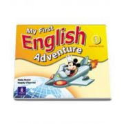Musiol Mady, My First English Adventure 1. Activity Book