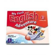 Musiol Mady - My First English Adventure, level 2. Activity Book