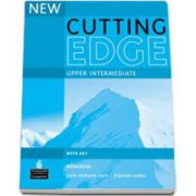 Cutting Edge Upper-Intermediate Workbook with Key. New Edition (Jane Comyns Carr)