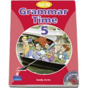 New Grammar Time 5. Student's Book, with CD-ROM