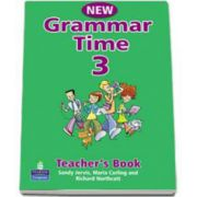New Grammar Time level 3. Teachers Book (Sandy Jervis)