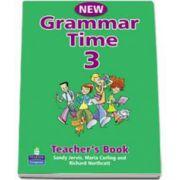 New Grammar Time level 3. Teachers Book (Sandy Jervis)