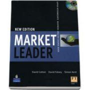 New Market Leader Upper-Intermediate Business English Coursebook with Self study CD (David Cotton)