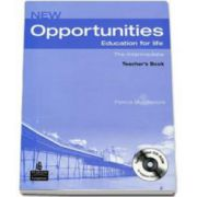New Opportunities Pre-Intermediate Teachers Book with Master Tests CD-Rom (Patricia Mugglestone)