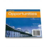 Michael Harris, New Opportunities Pre- Intermediate Class Audio CD