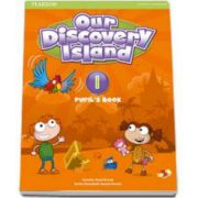 Our Discovery Island Level 1 Pupils Book plus pin code (Linnette Erocak)
