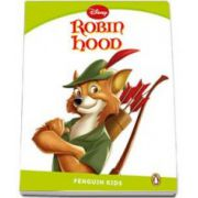 Robin Hood. Penguin Kids level 4 - Retold by Jocelyn Potter