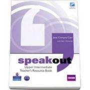Speakout Upper-Intermediate level. Teachers Book (Comyns Carr Jane)
