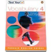 Test your vocabulary 4 NE (Watcyn Jones Peter)